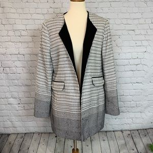 Cynthia Rowley Long Jacket Size 1X